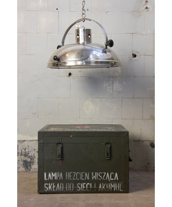 Oude Leger-Operatielamp