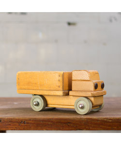 Vintage auto - Blank hout