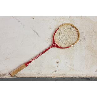 Tennis racket - Rood