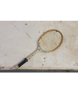 Tennis racket - Wit