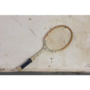 Tennis racket - Wit