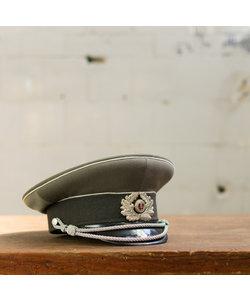 Oude pet van Duitse leger