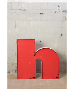 Grote letter H