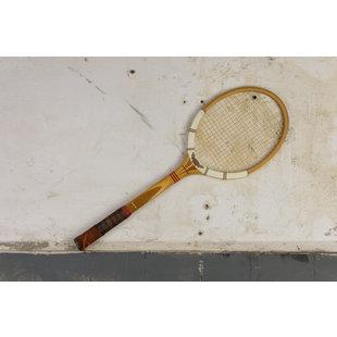 Tennis racket - Wit ''No. 2''