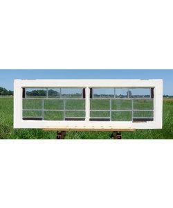 41 x 123,5 cm - Glas in lood raam No. 308
