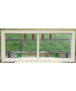 52 x 118 cm - Glas in lood raam No. 361