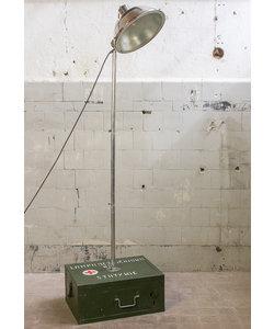 Oude leger - Veld operatielamp