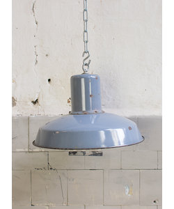 Bauhaus hanglamp - Ijsblauw