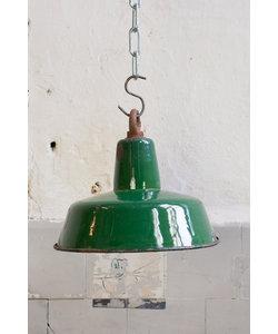 Bauhaus hanglamp - Groen