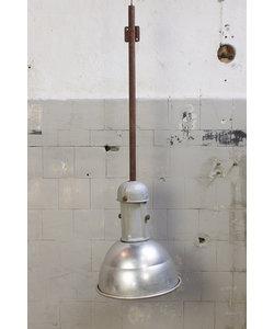 Oude hanglamp - Aluminium