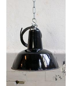 Bauhaus hanglamp klein - Zwart