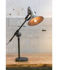 Stoere tafellamp - Industry kantelbaar