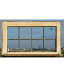 76 x 45,5 cm - Glas in lood raam No 405