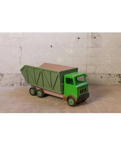 Antieke vrachtwagen - Hout