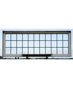 163 x 61 cm - Glas in lood raam No. 430