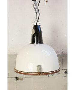 """Bauhaus lamp """"CCCP White"""" met glasplaat"""