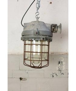 Fabriekslamp 'Caged liboc' - One ear