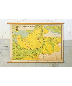 Oude landkaart - Gelderland No. 1
