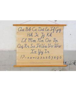 Vintage letterkaart - Jacob Dijkstra