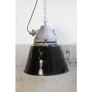 Industriële fabriekslamp 'Duvel recht'