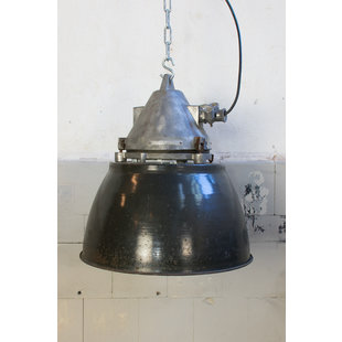 "Industriële fabriekslamp ""Duvel bol"""
