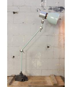 Vintage bureaulamp - Lichtgroen