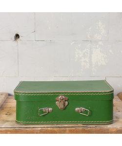Klein koffertje - Groen