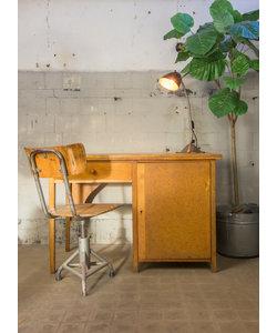Vintage bureau 'Dřevo'