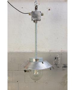 Vintage hanglamp - Lange hals
