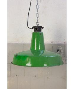 Marine Cargo hanglamp - Groen No.1