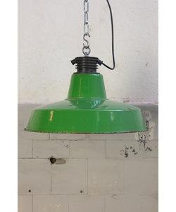 Marine Cargo hanglamp - Groen No.3
