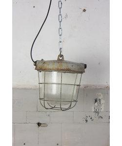 Oude fabriekslamp 'Acorn Junior No. 1'
