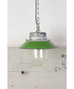 Stoere industriële hanglamp 'Maly'
