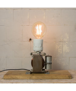 Industriële tafellamp - Trafo