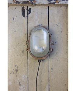 Vintage wandlamp 'Rusty Rez'