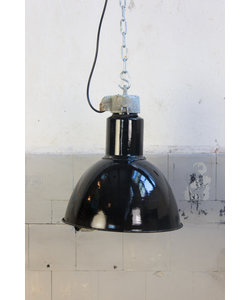 Fabriekslamp 'Bauhaus shortneck'