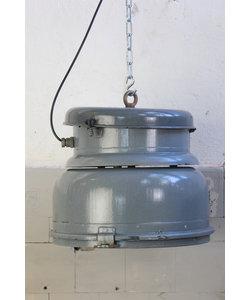 Industriële hanglamp 'Bollo'