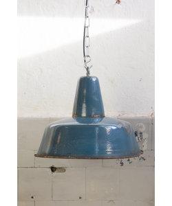 Bauhaus hanglamp - Blauw