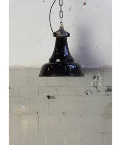 Stoere hanglamp - Zwart
