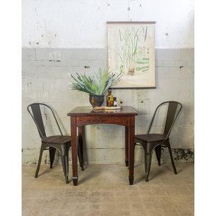 Café tafel - Hout