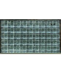 36 x 20,2 cm - Structuurglas No. 40