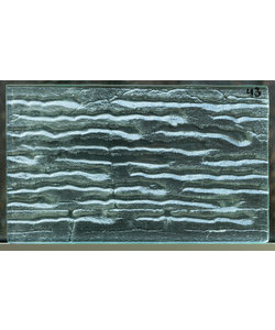 40,5 x 24,5 cm - Structuurglas No. 43