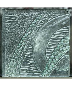 35 x 35 cm - Figuurglas No. 51