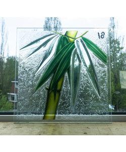 30 x 30 cm - Decoratief glas No. 18