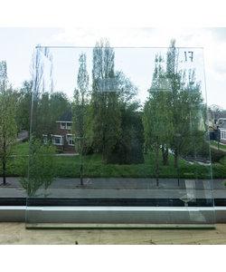 30 x 30 cm - Figuurglas No. 17