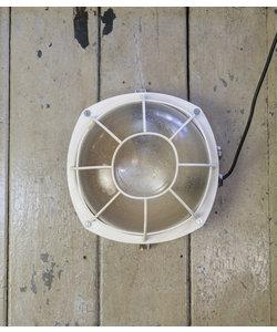 Vintage wandlamp 'Snow white'