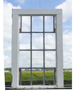 83 x 50 cm - Glas in lood raam No. 488