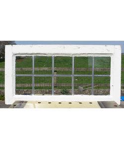42 x 82 cm - Glas in lood raam No. 481