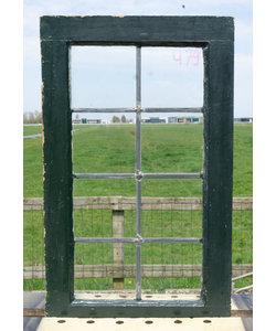 76 x 45,5 cm - Glas in lood raam No. 479