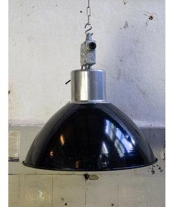 Industriële hanglamp 'Pacov Black'